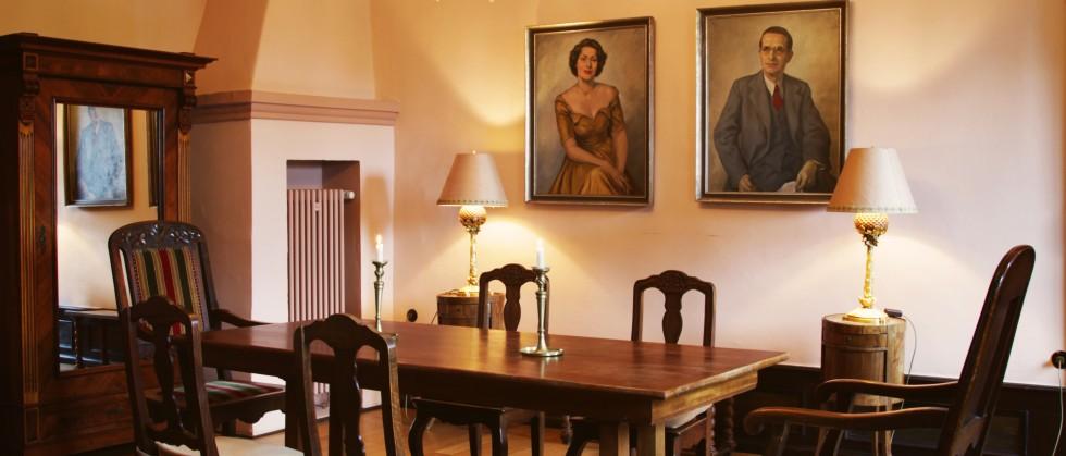 Räume mieten im Herrenhaus