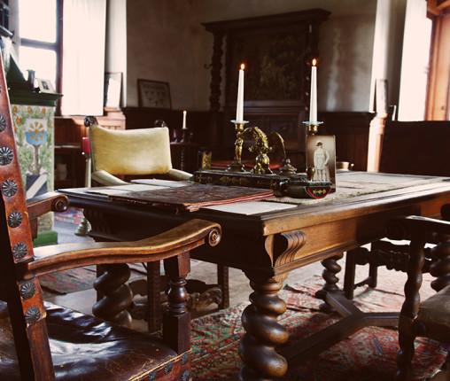 Schreibtisch der Herren von Greiffenclau
