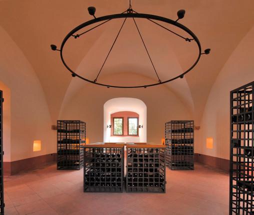 Schloss Vollrads Weine Schatzkammer