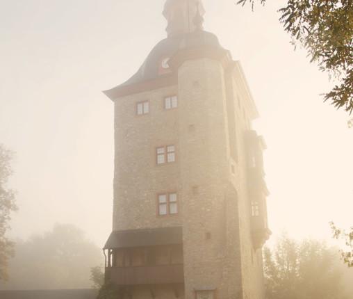 Schlossturm Oestrich Winkel Rheingau