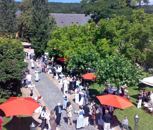 Veranstaltungen im Schloss Garten