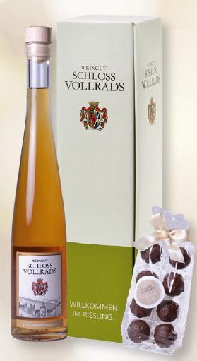 Weinbrand & Trüffel